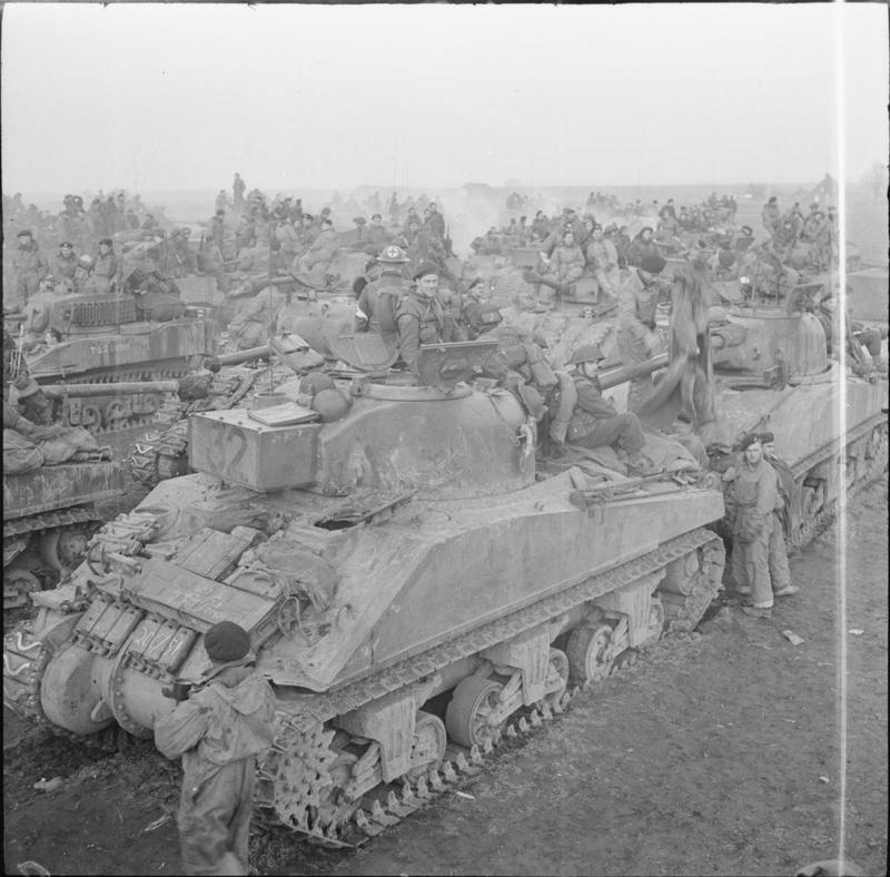 10th Canadian - Goch, 17 February 1945